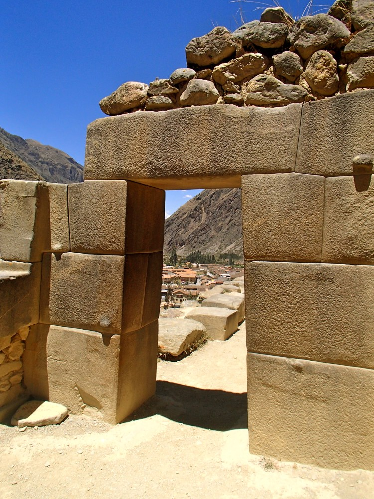 peru ruins ollantaytambo near cusco day trips from cusco