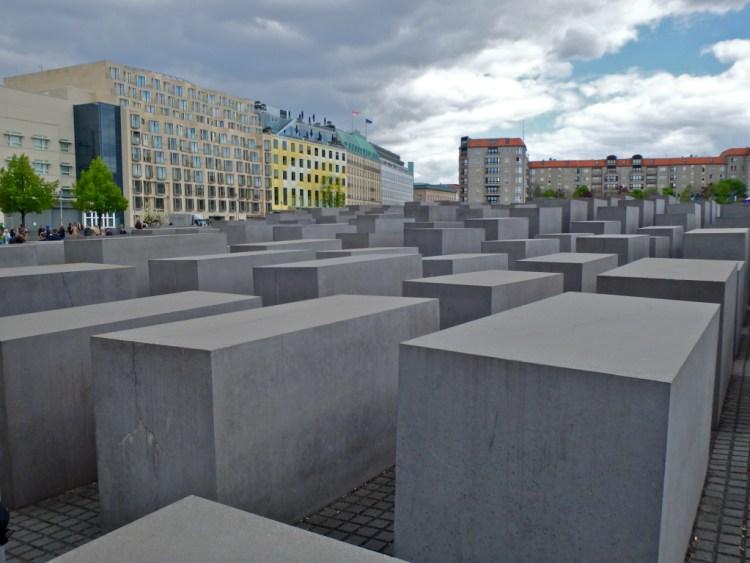 Holocaust Memorial Berlin top attractions to visit in Berlin