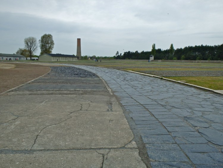 Sachsenhausen Concentration Camp world war two memorial sites in Berlin Germany