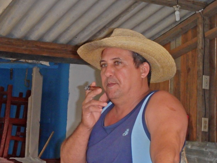 Tobacco farmer in Vinales is cuba safe for solo women? cuba travel tips cuba travel inspiration