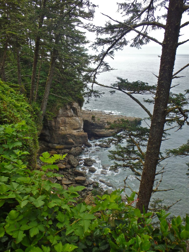 West Coast Trail hike