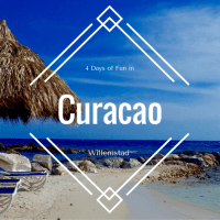What to do in 4 Days in Willemstad Curacao