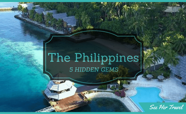 Shh It S A Secret 5 Hidden Gems In The Philippines