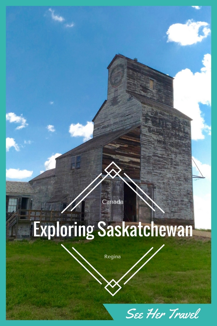 A Trip to Regina Saskatchewan is full of great things to do and experience. Check out grain elevators, cultural and historic plays, the RCMP Centre and the beautiful Wascana Trails