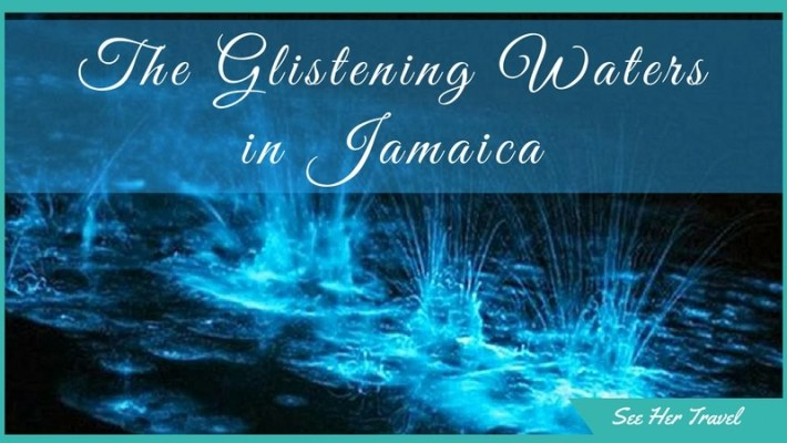 Illumination at the Glistening Waters in Falmouth Jamaica
