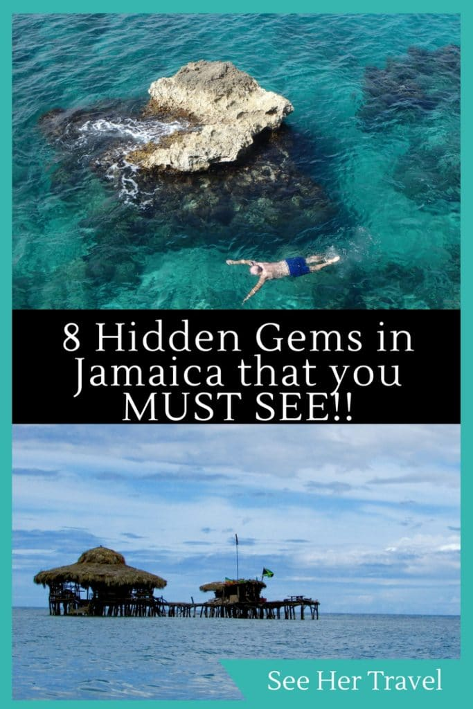 There is a lot to see in Jamaica, but these 8 Hidden Gems are tried and true by someone who has lived on the island for 8 months now! Trust me, you will not want to miss these off the beaten path spots in jamaica