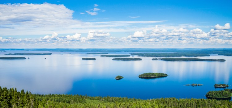 Koli Finland beautiful places to visit in finland