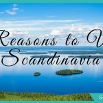 So many reasons to visit Scandinavia, but here are just 6! With gorgeous scenery, great food and welcoming cities it's a must!