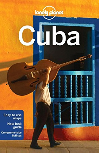 cuba lonely planet travel guide