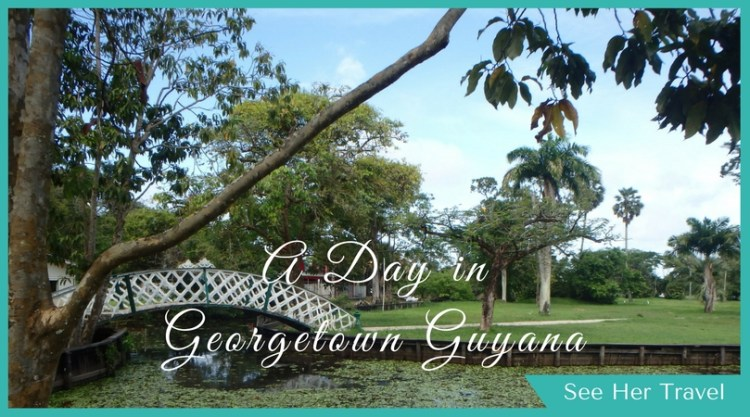 A Day in Georgetown Guyana