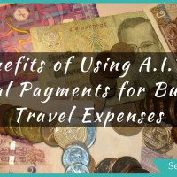 Benefits of Using A.I.D.A Virtual Payments for Business Travel Expenses