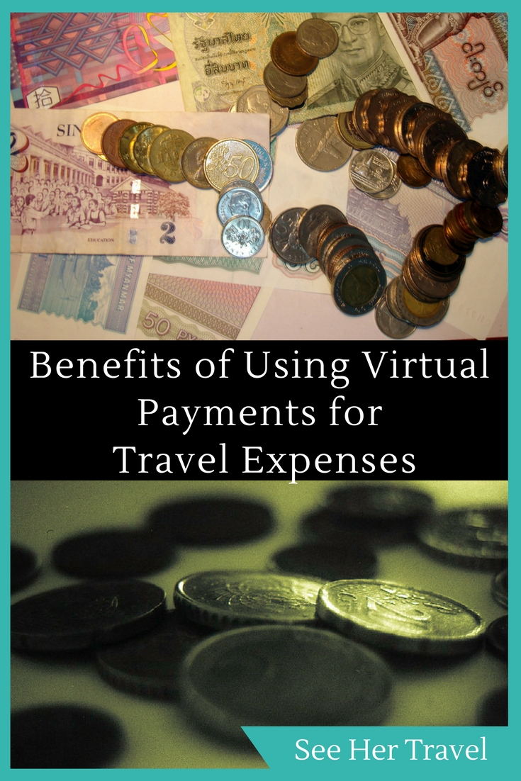 Travel and Finance don't always go well together! Make it easier on yourself and use A.I.D.A. virtual payments! A.I.D.A virtual payments can make handling your business travel expenses easier, safer and more affordable