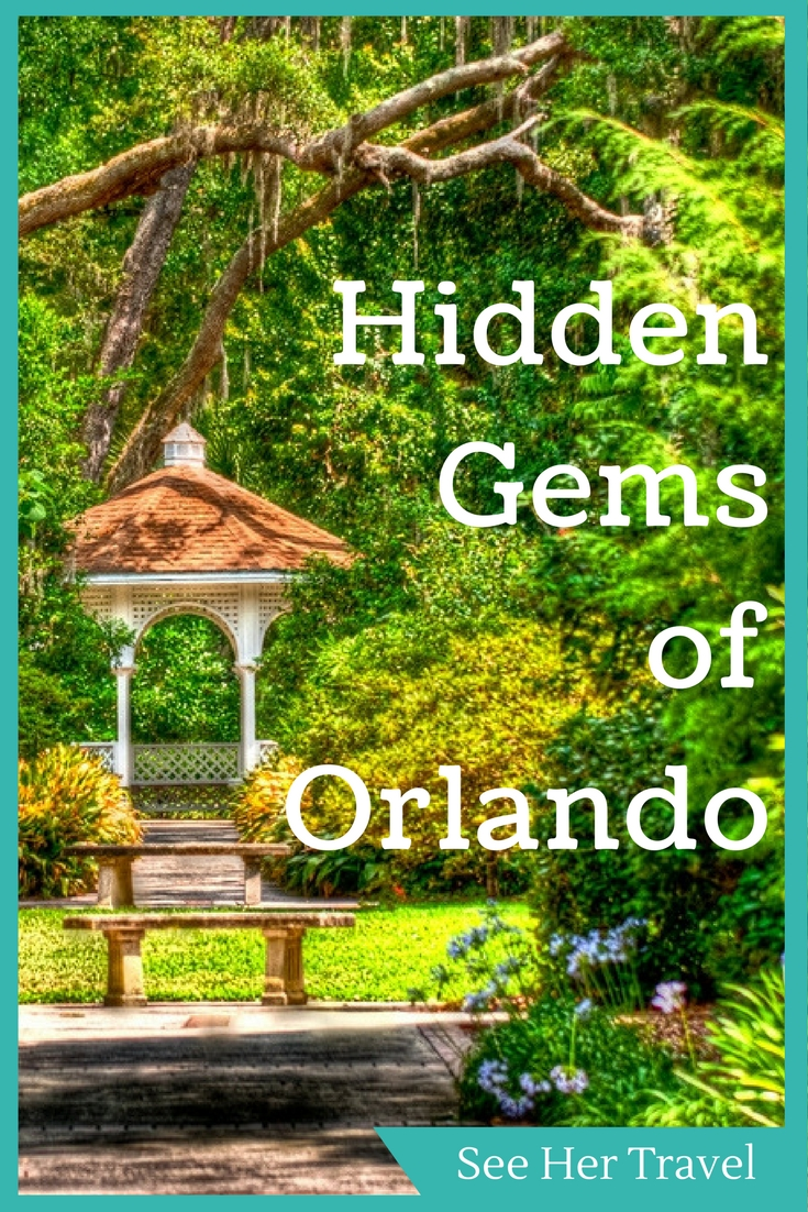 Orlando isn't just for kids! Orlando, Florida is famous for theme parks and Disney adventures, but what many people miss are the many hidden gems in Orlando for adults! Tourist attractions in Orlando include beautiful gardens, the Kennedy Space Centre, quirky dinner theatre and more await this American landmark. Click for travel tips for Orlando!