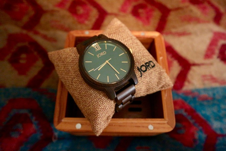 Jord wood watches women's wood watches