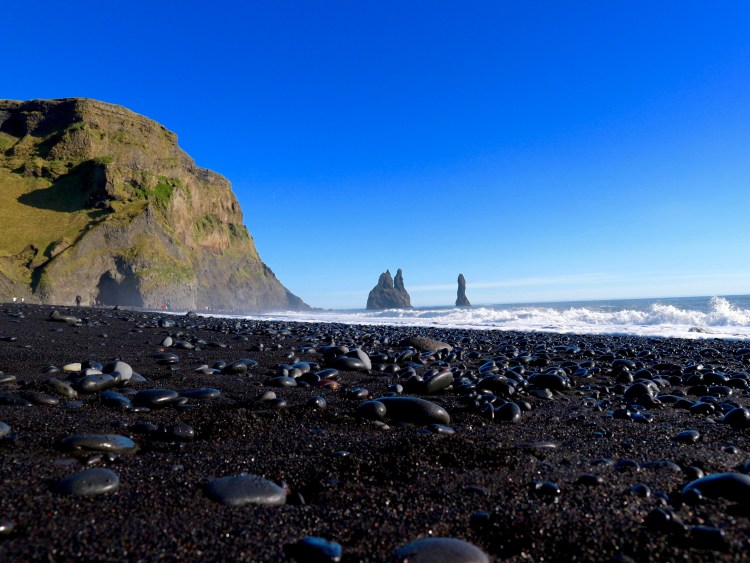 Iceland black sand beach 10 day iceland itinerary