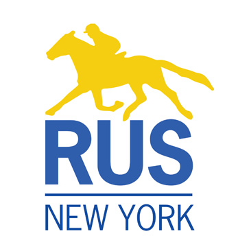 RUS New York logo by See Horse Design