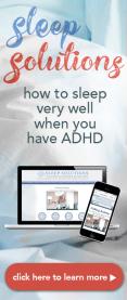 ADHD, Dyslexia & Sleep