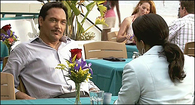 Image result for dexter season 3 miguel and laguerta