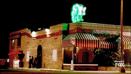 Image result for The Griffin bar, LA