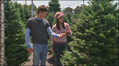THE OC Filming Locations Summers Christmas Tree Lot