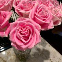 Weekly roses