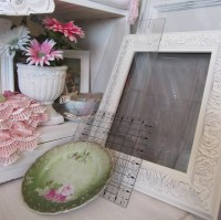 Shabby Chic Sewing Room - Home Safe