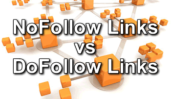 link nofollow vs dofollow