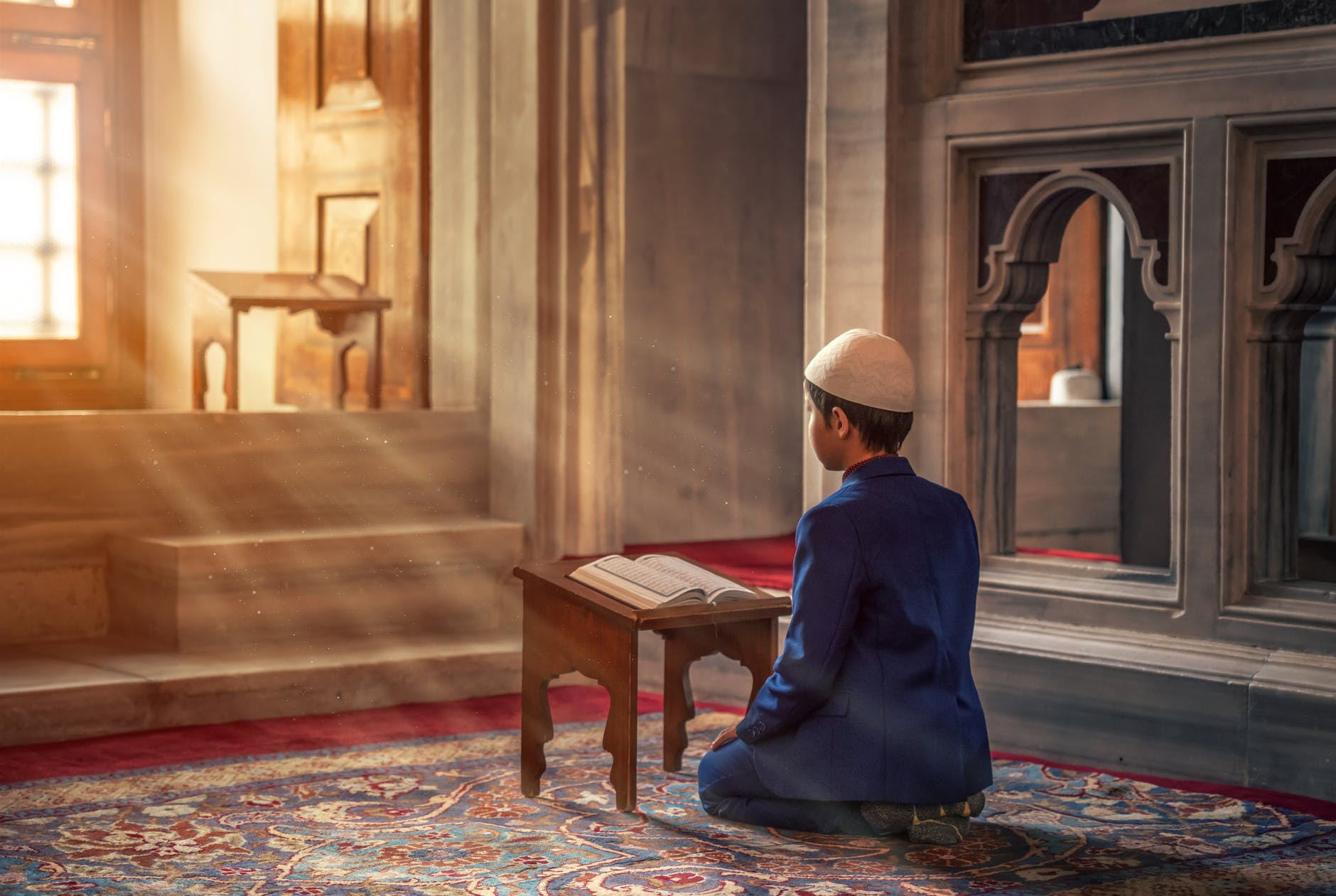 Virtues of memorising and reciting Quran in Islam