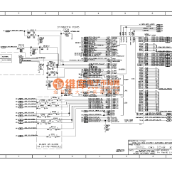 Motherboard Circuit Diagram 2004 Chevy Impala Ignition Wiring 845ddr Computer 20