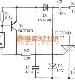 scr driver amplifier circuit amplifier circuit circuit diagram scr driver amplifier circuit [ 1332 x 727 Pixel ]