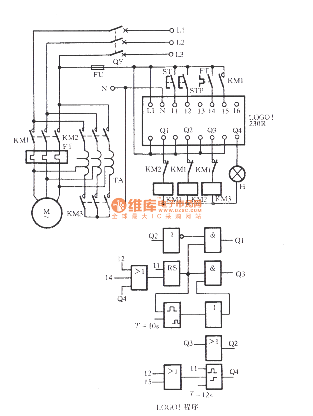 medium resolution of logo module controlling autotransformer step down start circuit circuit with autotransformer basiccircuit circuit diagram