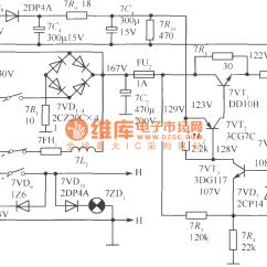Led Wiring Diagram 120v Car Light Schematic
