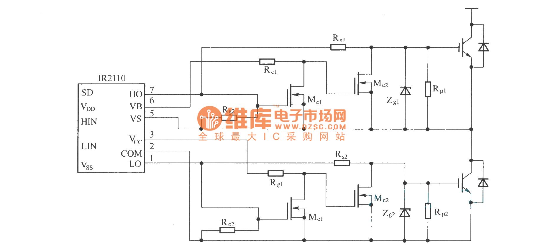 circuit diagram of clipper and clamper ge motor wiring drive with grid turn off clamping