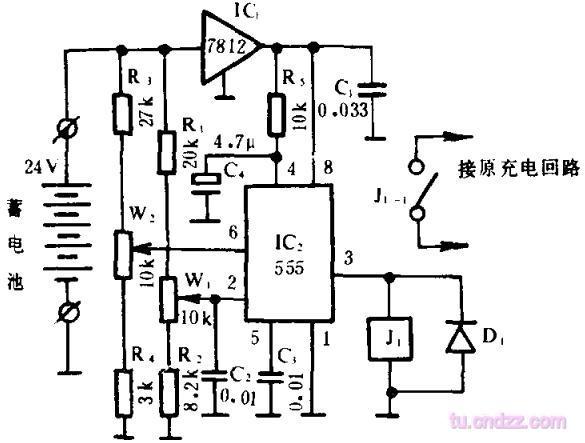 Uninterruptible power supply storage battery voltage
