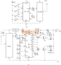 schematic diagram remotecontrolcircuit circuit diagram seekic channel keyboard control circuit controlcircuit circuit diagram [ 1334 x 1446 Pixel ]