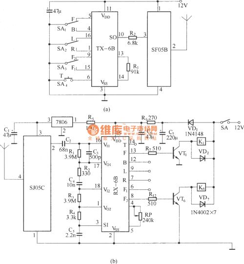 small resolution of schematic diagram remotecontrolcircuit circuit diagram seekic channel keyboard control circuit controlcircuit circuit diagram