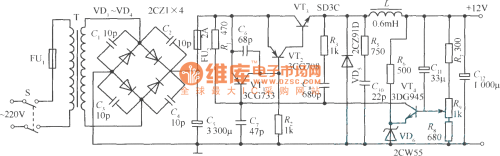 small resolution of application circuit example of transistor switch stabilized voltage
