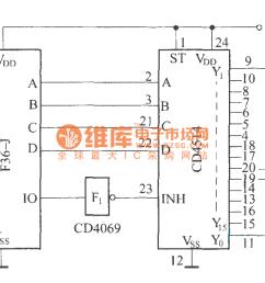 wireless remote control circuit diagram wireless remote switch circuit atv winch wireless remote wiring diagram wireless [ 1225 x 649 Pixel ]