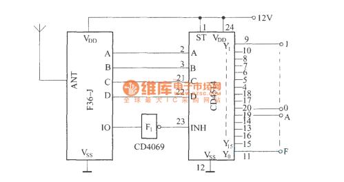 small resolution of wireless remote control circuit diagram wireless remote switch circuit atv winch wireless remote wiring diagram wireless
