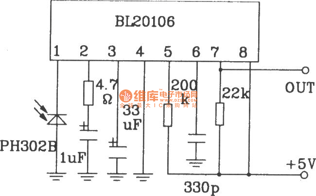 Integrated Circuit Diagram Basiccircuit Circuit Diagram Seekic