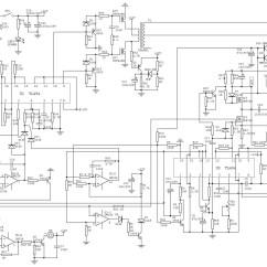 Dc To Ac Inverter Schematic Diagram 1995 Gmc Sierra Wiring 120vac 12v Converter Circuit 12vac
