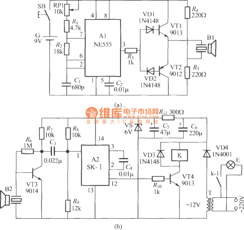 small resolution of ultrasonic remote control circuit simple schematic diagram wiringultrasonic switch circuit diagram wiring diagram world ultrasonic remote