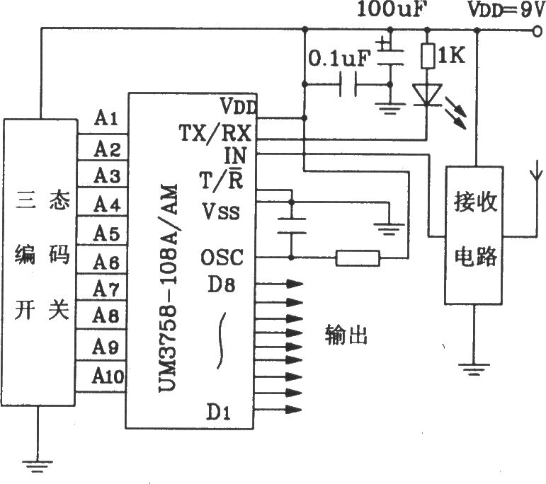 Function And Data Of Pins Of Integrated Circuit Tda94295 Automotive