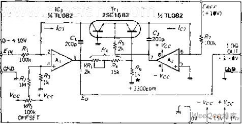 Availability of IP / decimal output conversion circuit
