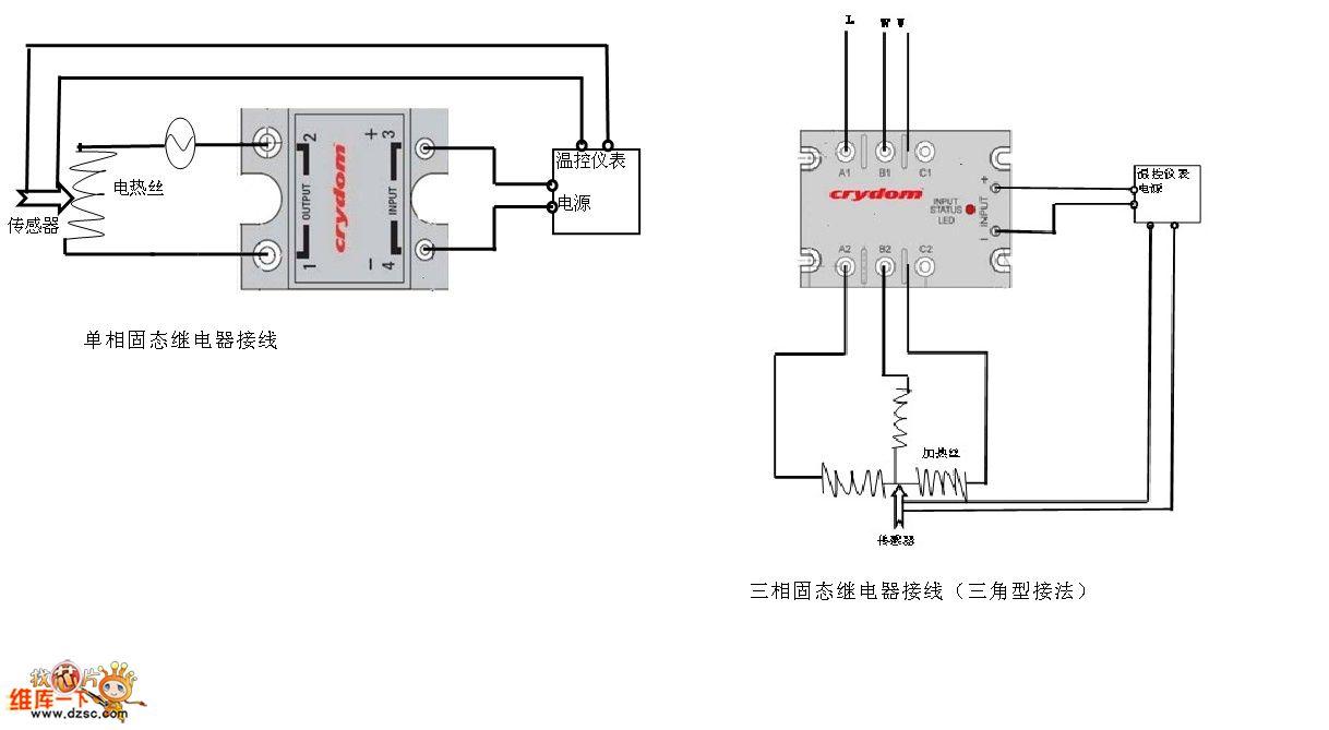 Wiring Diagram Relay Control