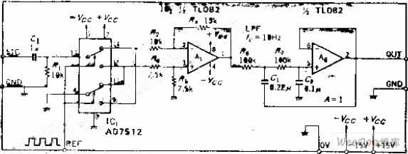 differential analog switch