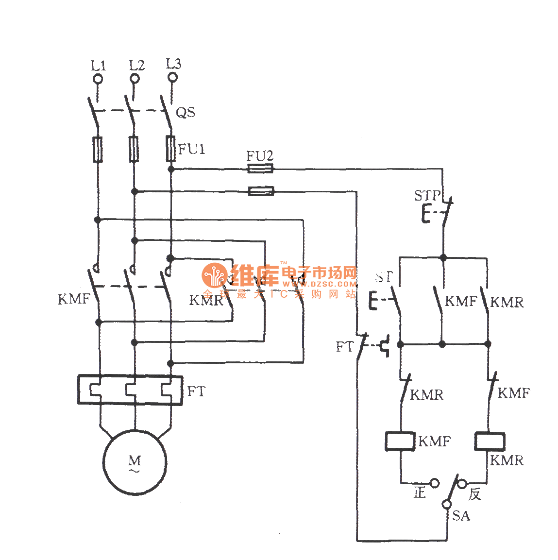 hight resolution of three phase motor with pre selection switch commutation circuit