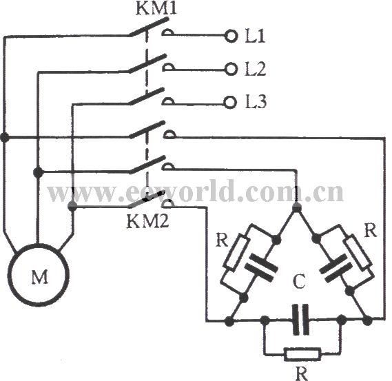 9 Lead 480v Motor Wiring Diagram 9 Lead Three-Phase Motor