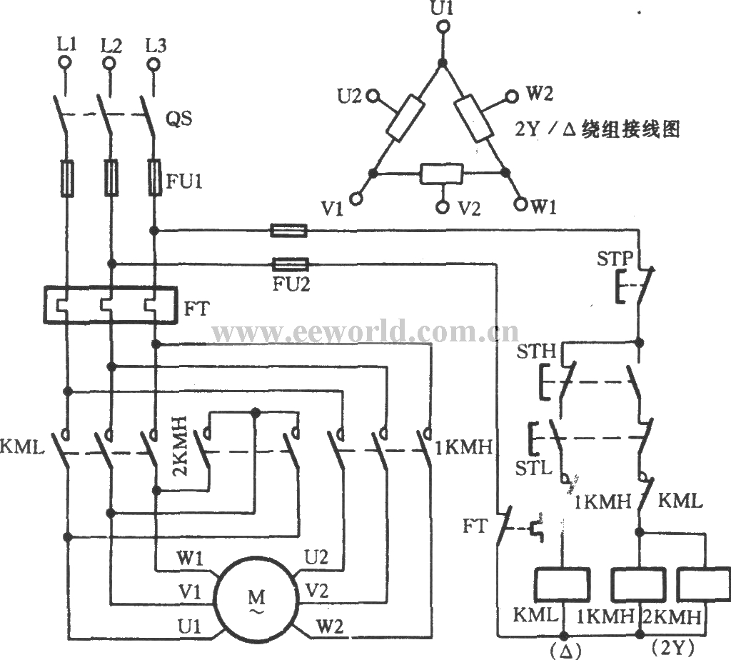 19f25 Three Phase Motor Starter Wiring Diagram
