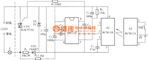 small resolution of light dimmer circuit diagram using remote wiring diagram priv light dimmer circuit diagram using remote